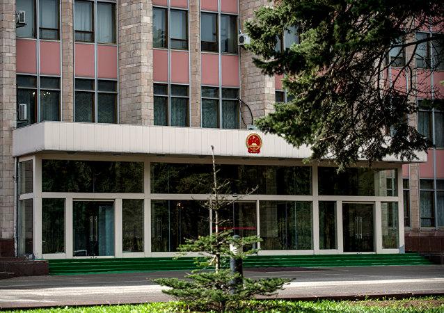 中国驻俄罗斯大使馆