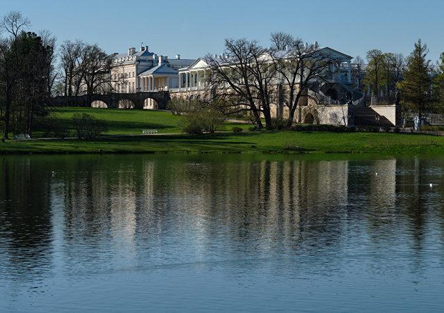 圣彼得堡皇村博物馆