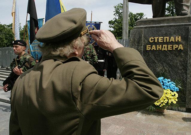 莫斯科呼吁基辅放弃为纳粹招魂的企图