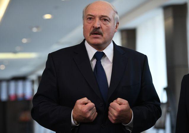 白俄罗斯总统建议国民多吃国产食品