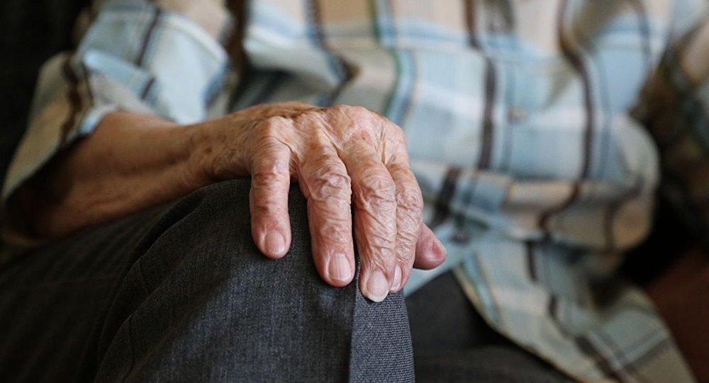 全世界最长寿妇女在莫斯科