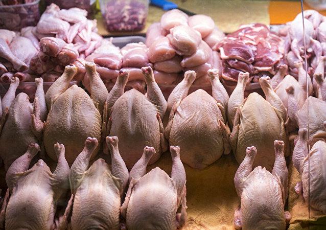 2020年前俄罗斯对华禽肉出口量可超过10万吨