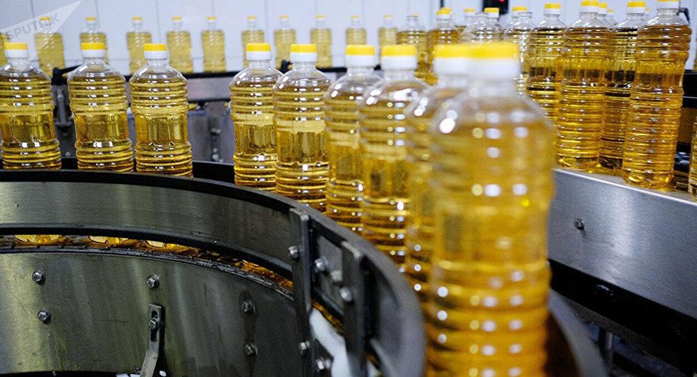 俄罗斯食用油