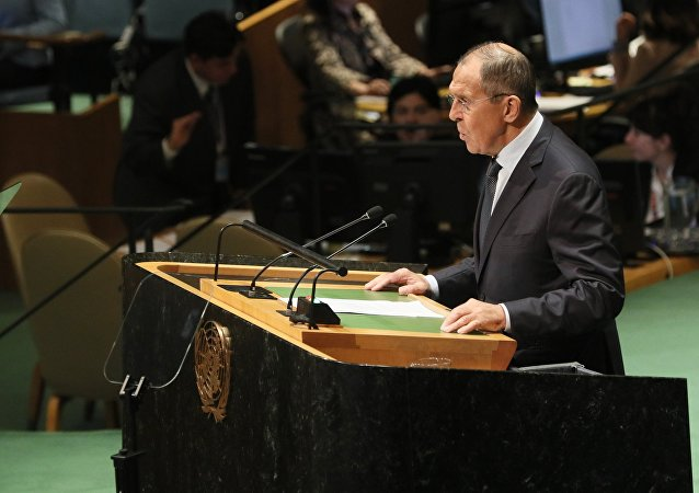 俄外长:美国对俄方有关《新削减战略武器条约》的提议未作出积极反应