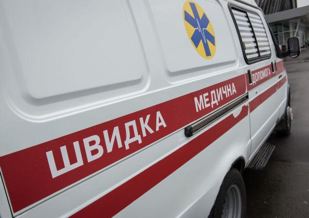 乌克兰急救车