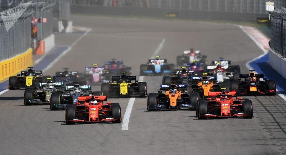 沙特或于2021年举办F1大奖赛