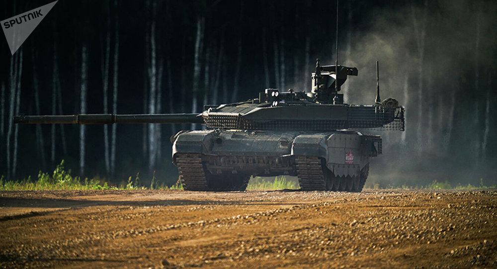 Т-90М坦克