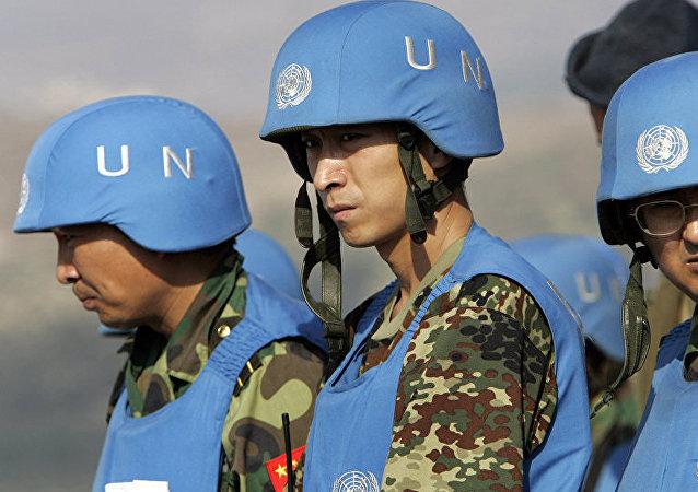 中国维和部队