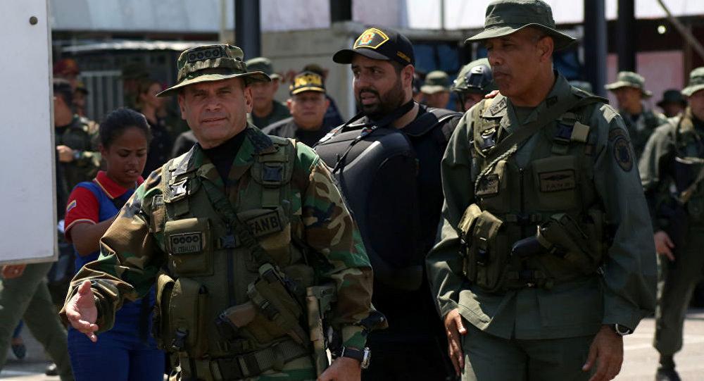 委内瑞拉战略行动司令部指挥官雷米希奥•塞瓦略斯