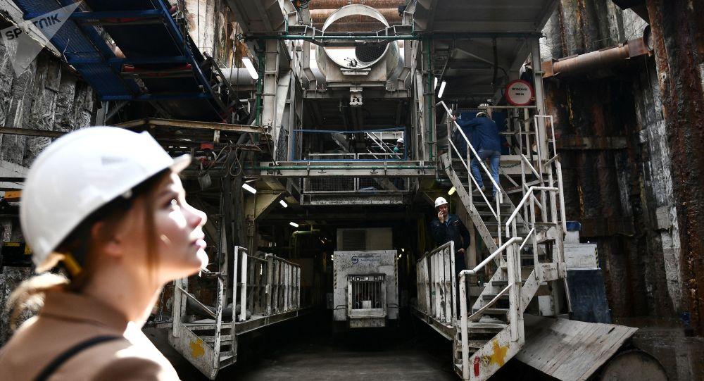 莫斯科刷新地铁同步建造世界纪录