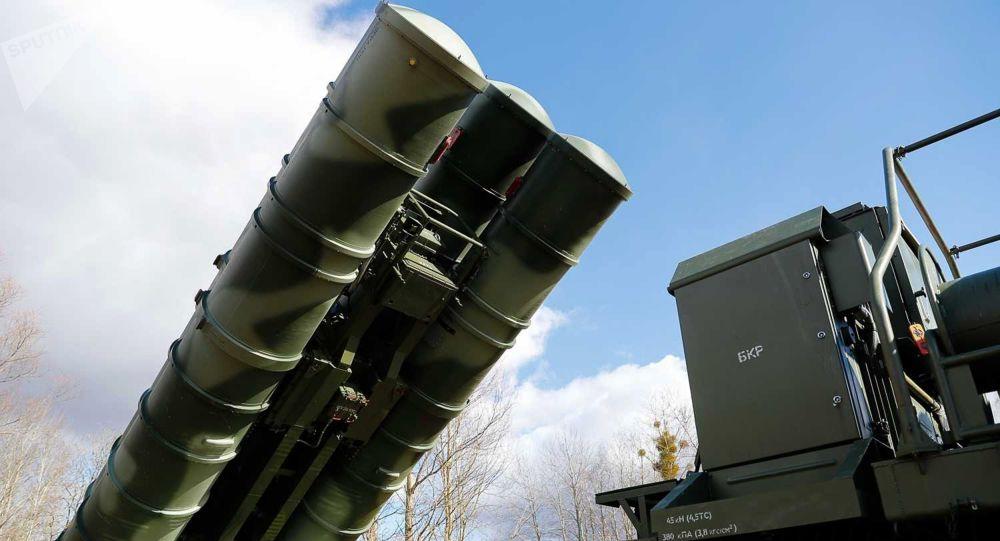 土耳其与美国开始评估S-400系统对F-35的影响