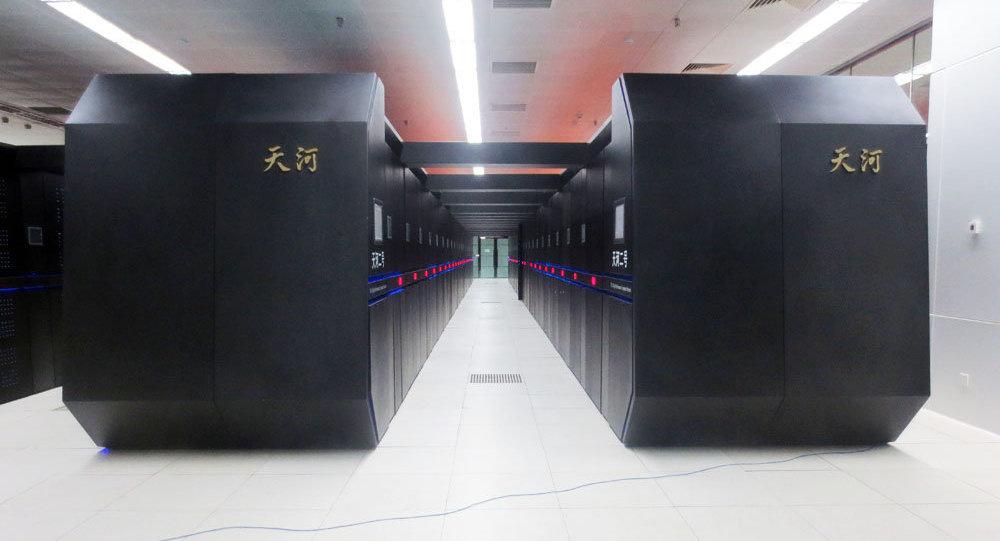 专家:中国在超级计算机领域又朝世界领先地位迈出一步