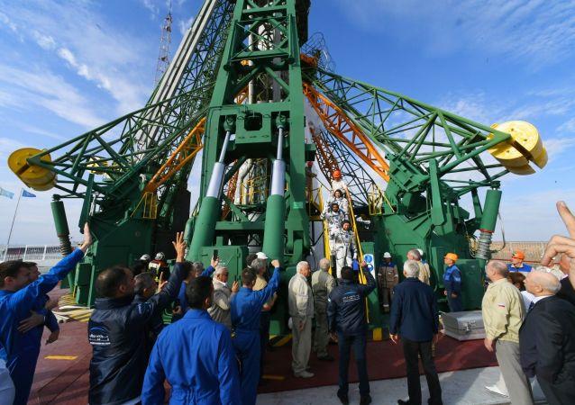 """俄航天集团总裁:2020年后每年仅需俄两艘""""联盟""""飞船即可完成宇航员运送任务"""