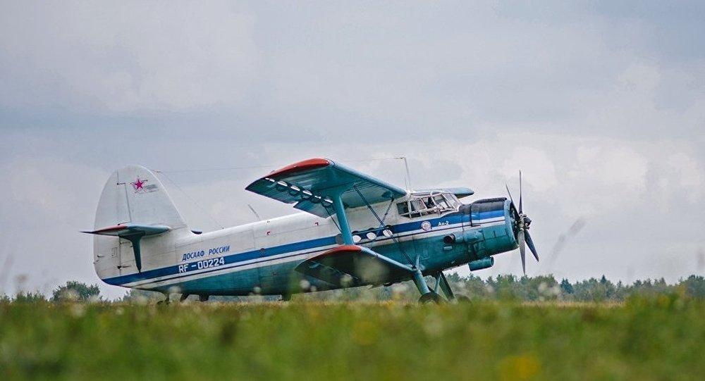 一架载有7人的私人飞机在克拉斯诺亚尔斯克边疆区迫降