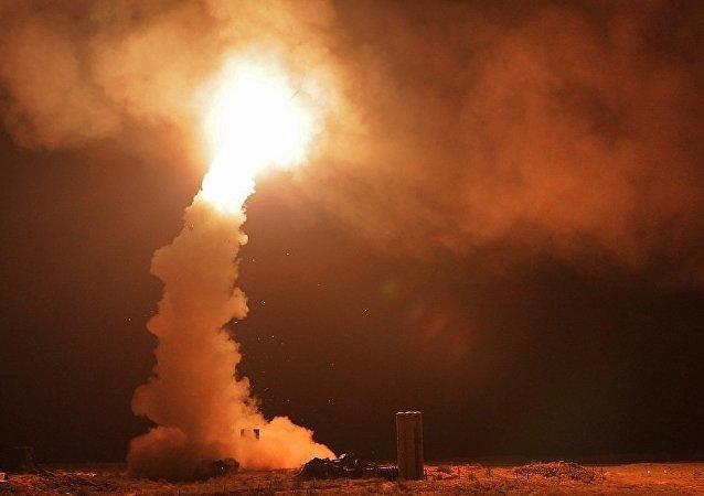 S-400导弹防空系统(资料图片)
