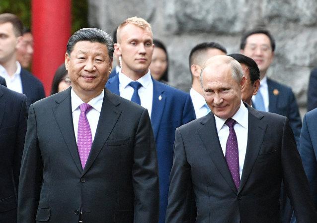 俄驻华大使:普京秋初访华计划暂未从议程中删除