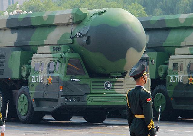 专家:特朗普在军控问题上向中国施压做法愚蠢