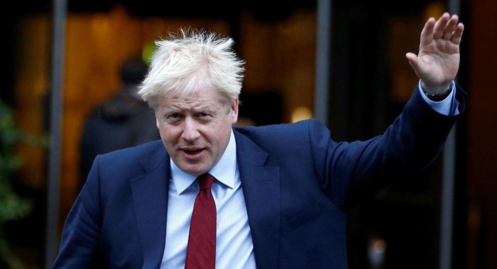 约翰逊呼吁议会支持与欧盟的新协议