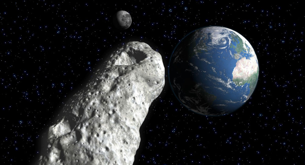 俄科学家认为近地小行星撞击地球概率微乎其微