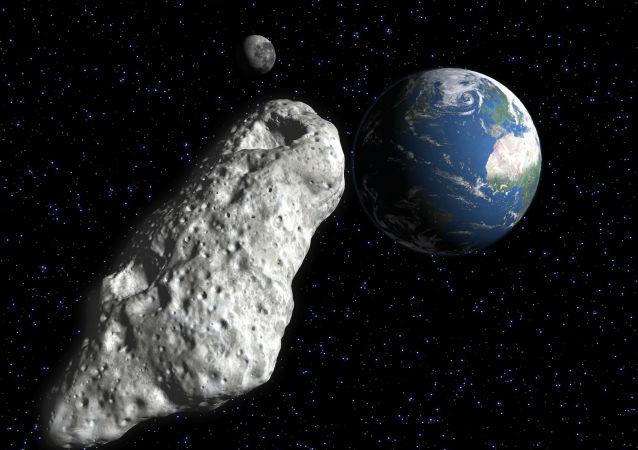 俄罗斯科学院天文学研究所所长解释飞往小行星的原因