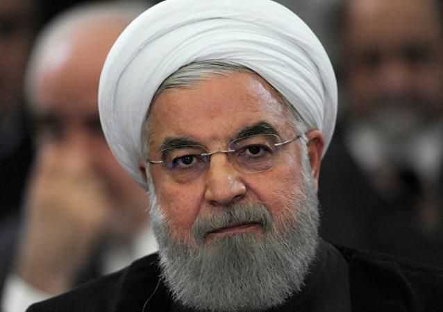 伊朗总统为没有立即承认误击乌克兰客机致歉