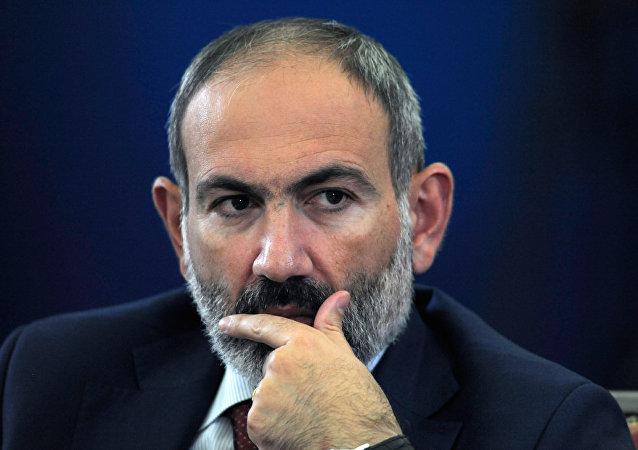 亚美尼亚总理帕希尼扬