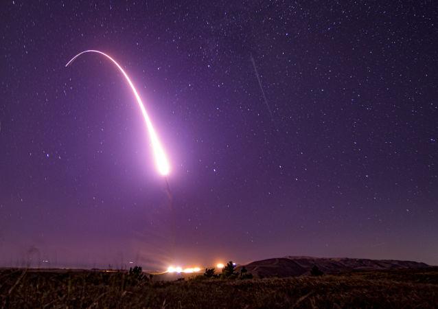 美国火箭发射(资料图片)