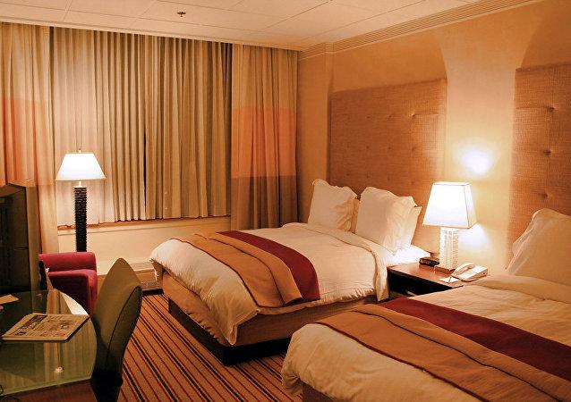 专家指出酒店房间中最脏的地方