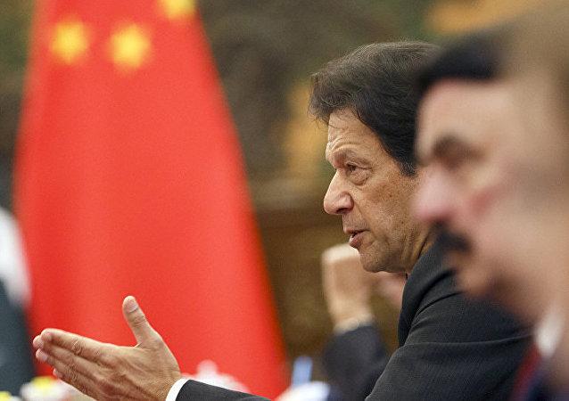 巴基斯坦总理访华期间