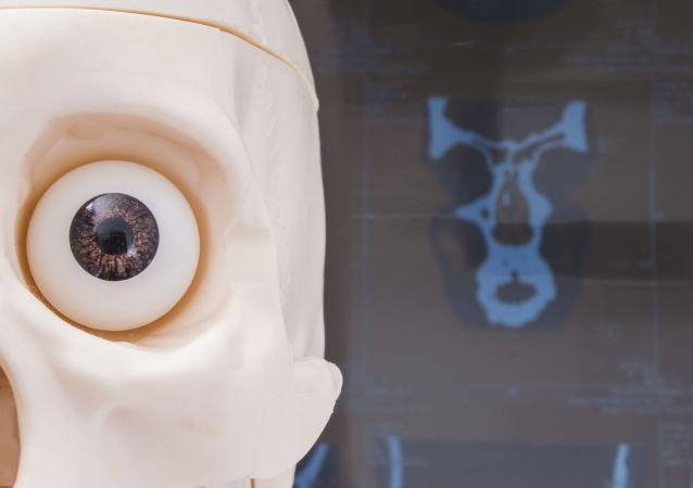 科学家用脑磁场和眼睛操控电脑