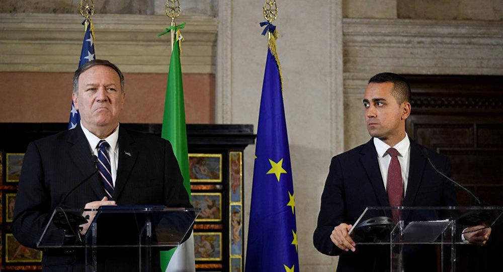 意大利不屈服于反华压力
