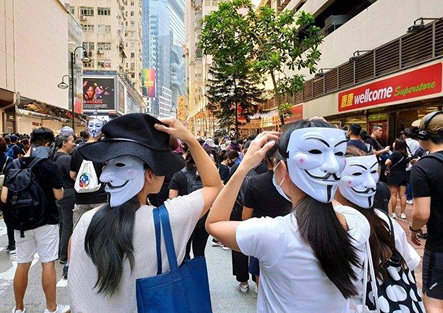 香港教育局宣布全港停课