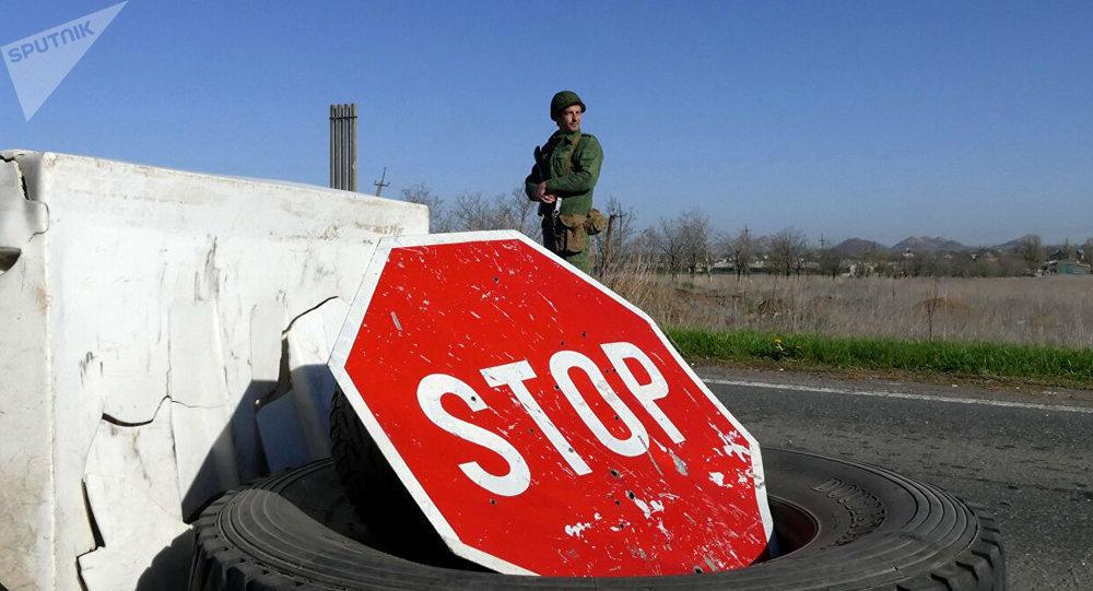 乌克兰最高拉达称计划与俄罗斯商讨顿巴斯地位法案