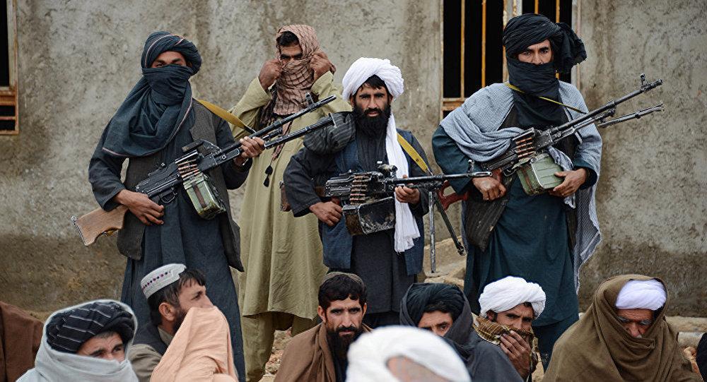 塔利班分子