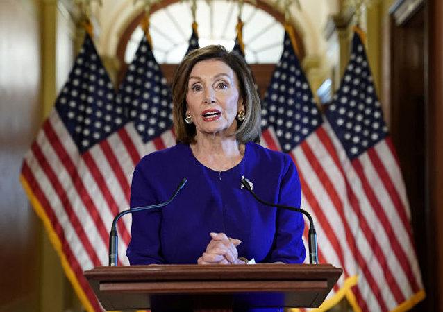 美众议院议长佩洛西要求移除国会大楼11尊美利坚联盟国人物雕像