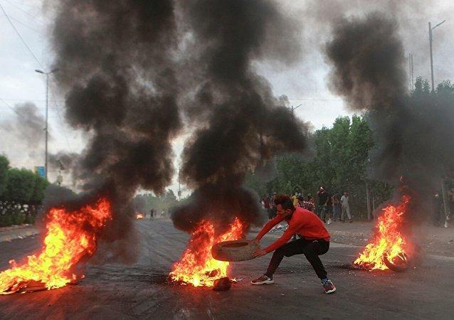 伊拉克抗议活动遇难人数升至30人 2300多人受伤