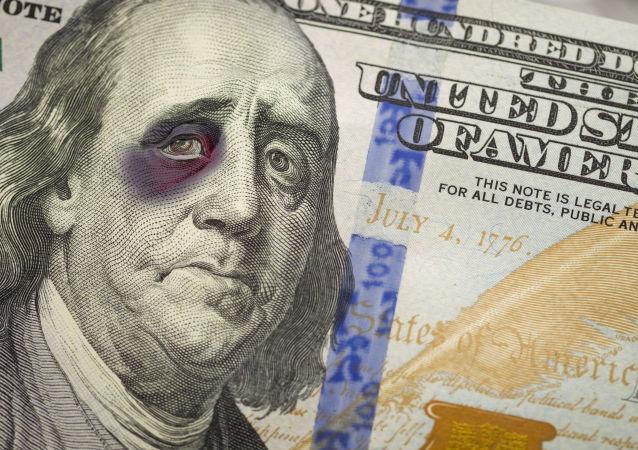 专家:美国制裁将促使俄中贸易放弃美元
