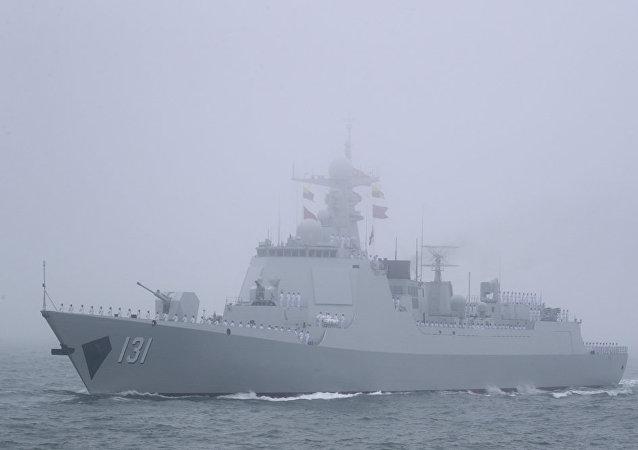 052D驱逐舰