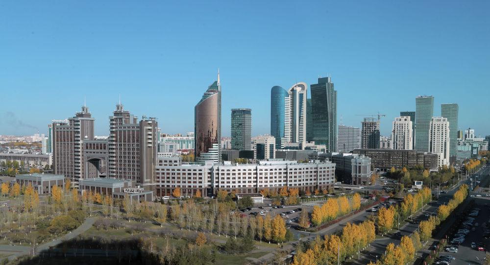 哈萨克斯坦努尔苏丹