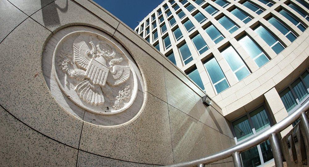 美国务院高