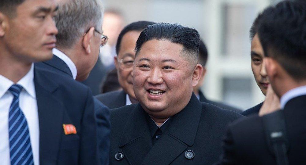 金正恩非常重视发展与俄罗斯的关系
