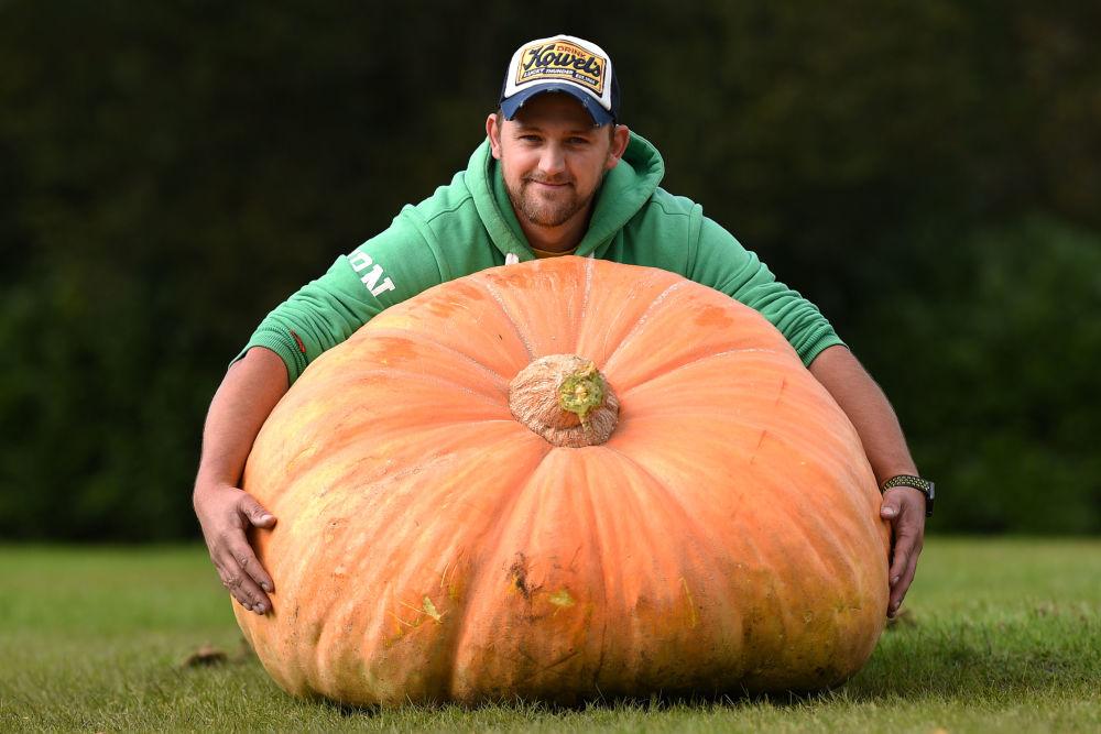 大小很重要:让你惊掉下巴的巨型蔬菜
