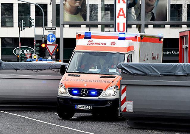 消防部门:柏林一医院失火致1死5伤