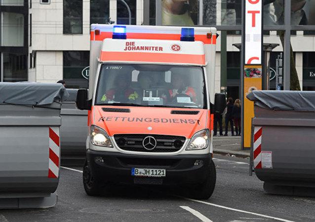 德国南部车祸造成至少29人受伤