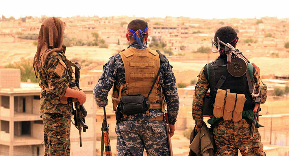 叙利亚民主军(SDF)