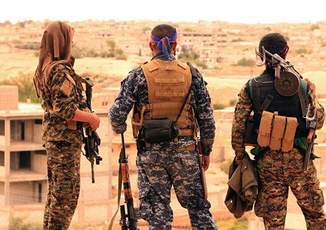 叙利亚民主力量(SDF)