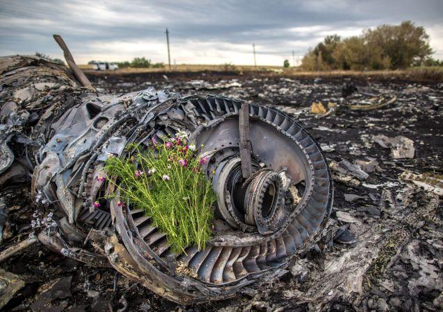 MH17航班空难