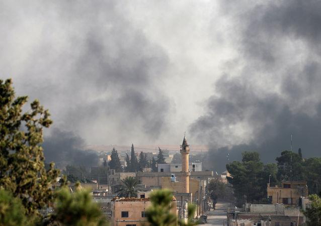 土耳其国防部:和平之泉行动期间已击毙415名武装分子
