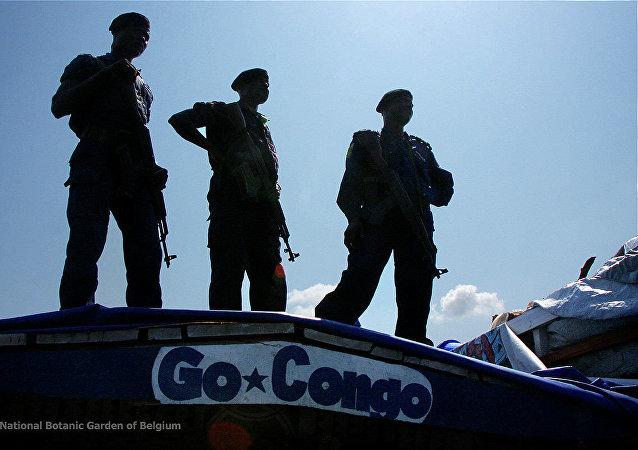 刚果(金)警察