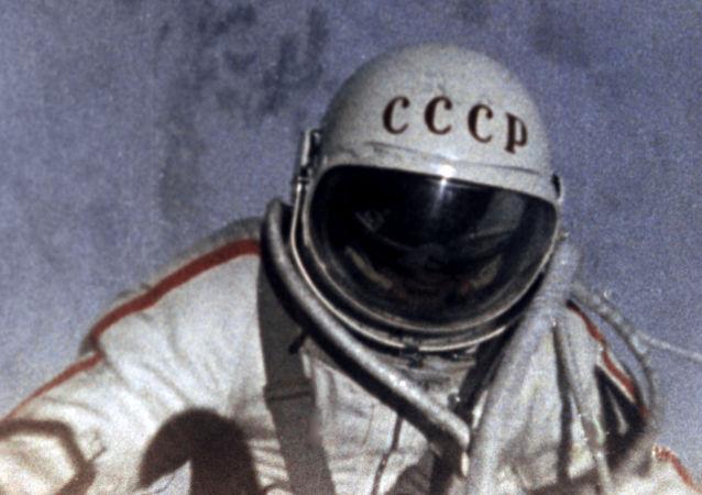苏联宇航员阿列克谢·列昂诺夫